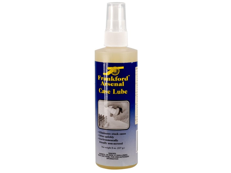 Frankford Arsenal Case Lube 8 oz Pump