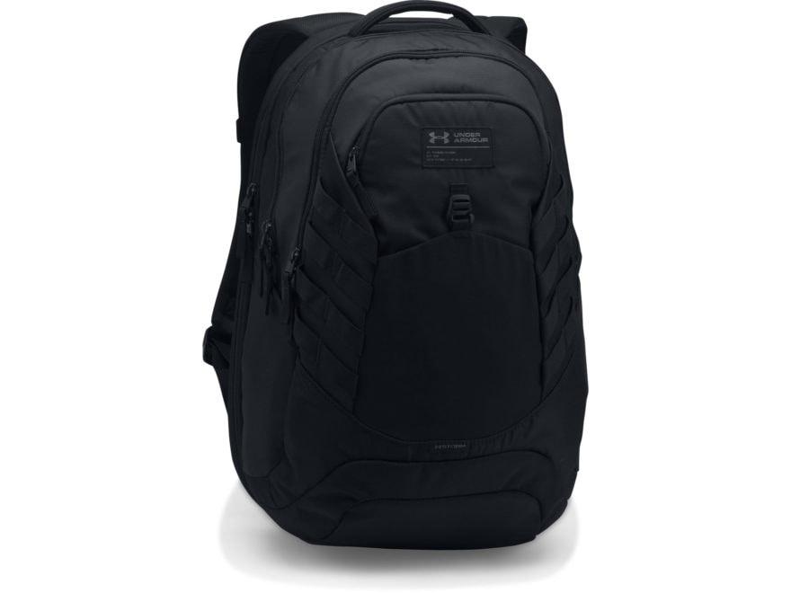 00730fa156 Under Armour Hudson Backpack Black