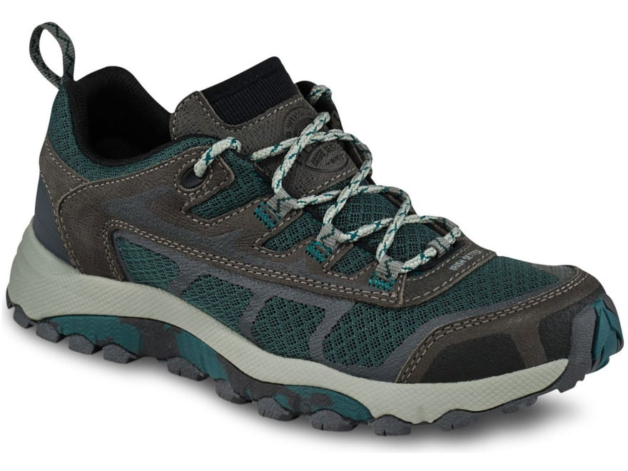"Irish Setter Drifter 4"" Hiking Shoes Leather/Nylon Gray Women's"