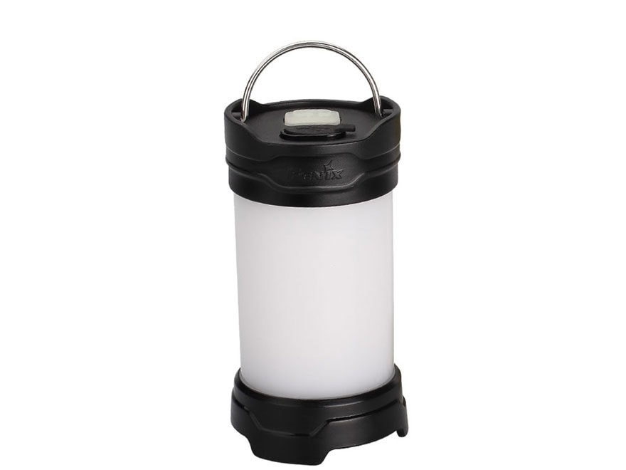 Fenix CL25R Lantern with USB Rechargeable 18650 Li-ion Battery Polymer Black