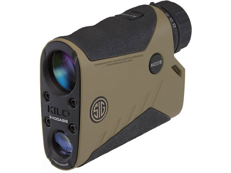 Sig Sauer KILO2400ABS Ballistic Rangefinder 7x 25mm with Applied Ballistics System