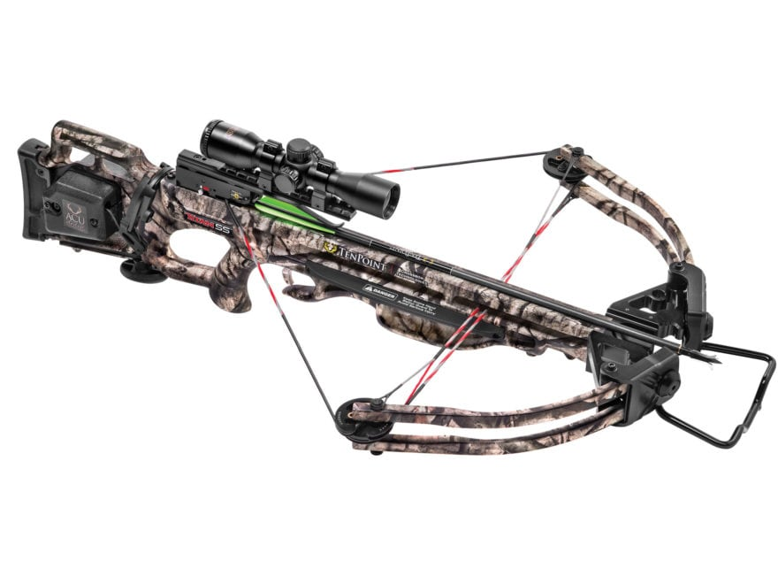 TenPoint Titan SS Crossbow Package with 3X Pro-View 2 Scope