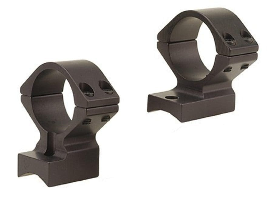 "Talley Lightweight 2-Piece Scope Mounts with Integral 1"" Rings 98 Mauser Large Ring Mat..."