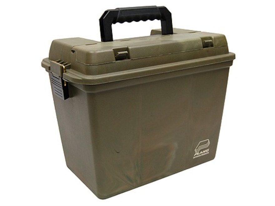 "Plano Medium Field Box 15"" x 8"" x 10"" Polymer Camo"