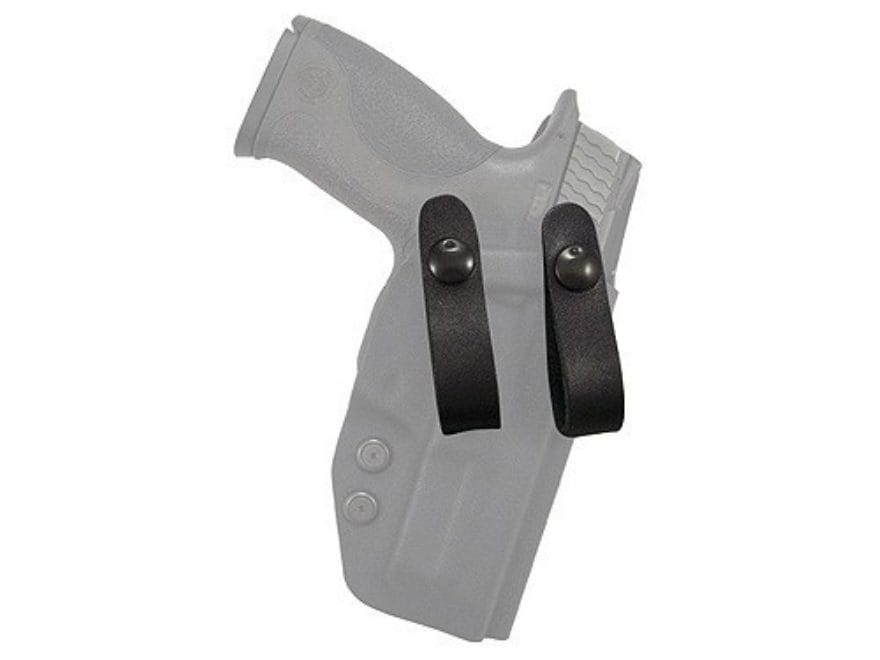 "Comp-Tac Infidel Holster Belt Loop 1-1/2"" Leather Black"