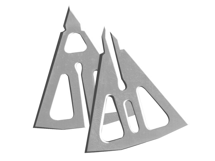 Muzzy 4-Blade 90 Grain Broadhead Replacement Blades