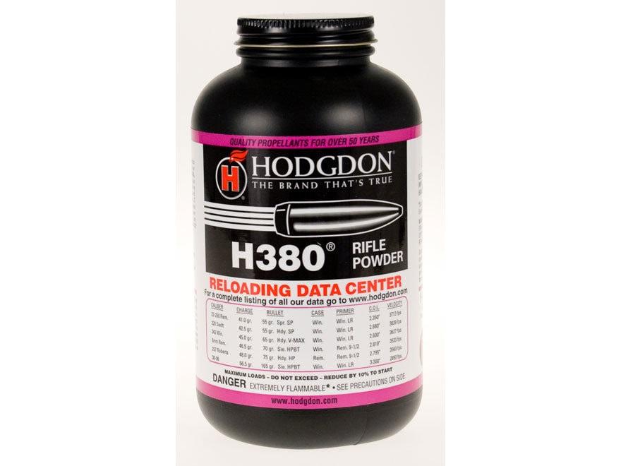 Hodgdon H380 Smokeless Gun Powder