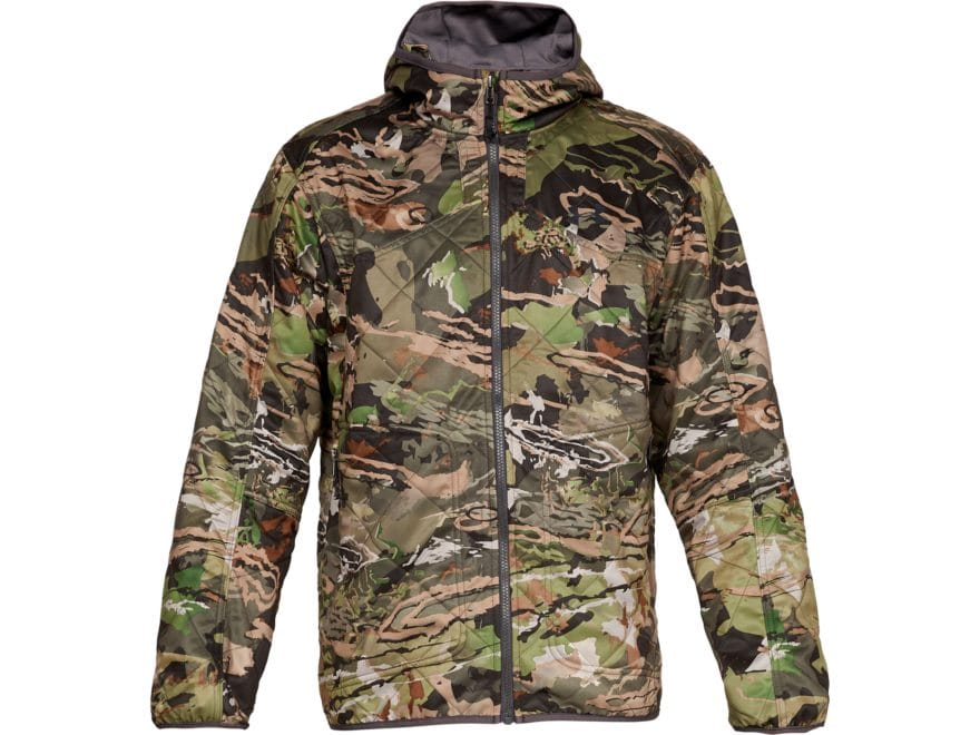 f22c27644524 Under Armour Men s UA Brow Tine Mid-Season Scent Control Jacket Polyester