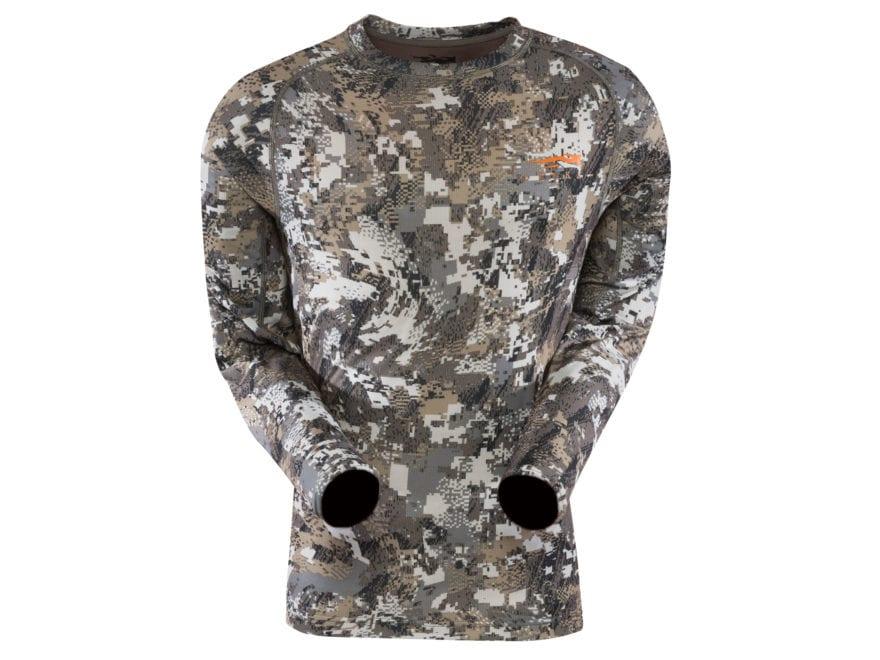 Sitka Gear Men's Core Lightweight Crew Shirt Long Sleeve