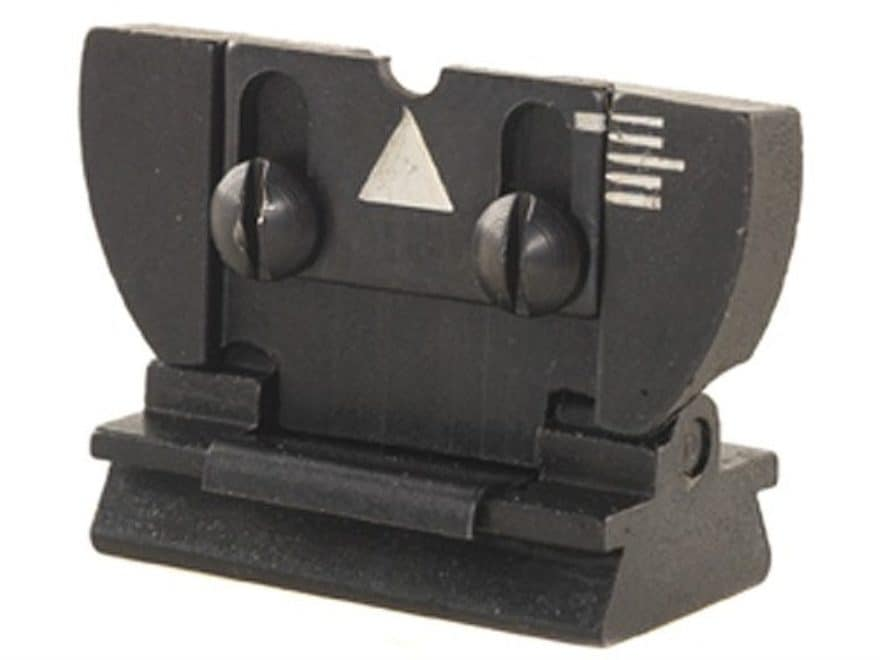 Lyman Rear Folding Leaf Sight #16A .400 High Elevates to .500