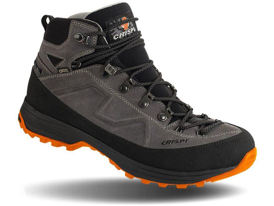 "Crispi Crossover Pro Light GTX 6"" GORE-TEX Hiking Boots Suede/Cordura Men's"