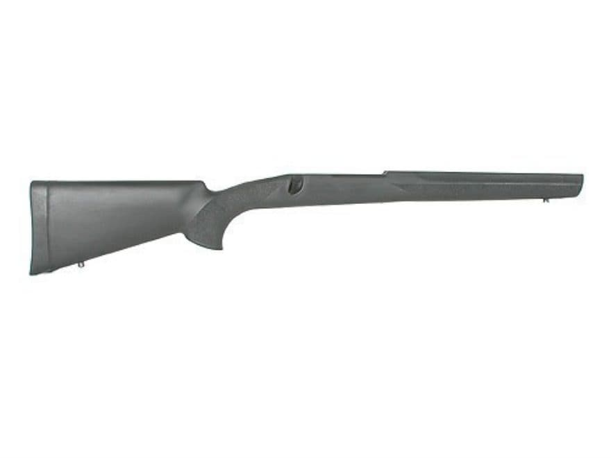 Hogue OverMolded Rifle Stock Winchester Model 70 Short Action Featherweight Barrel Chan...