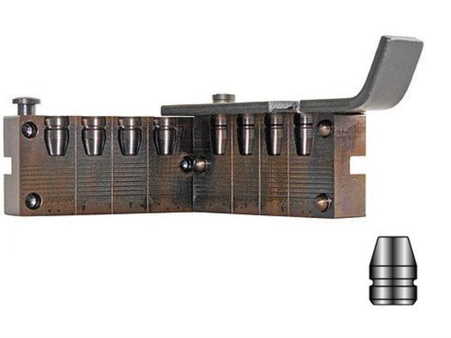 Lyman Bullet Mold #401638 40 S&W, 10mm Auto (401 Diameter) 175 Grain Truncated Bevel Base
