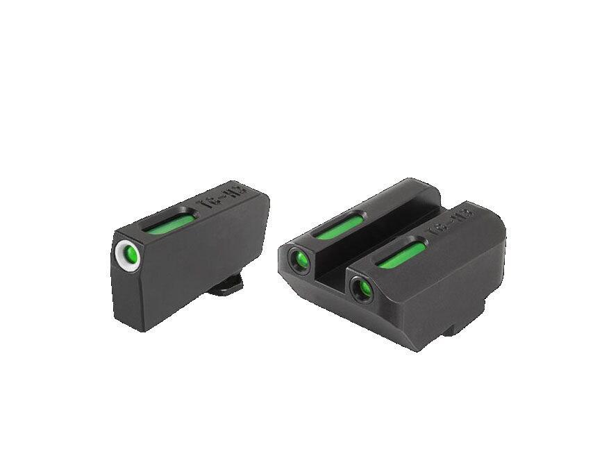 TRUGLO TFX Sight Set Suppressor Height Glock 20, 21, 25, 29, 30, 31, 32, 37, 40, 41 Tri...