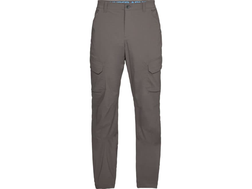 Under Armour Men's UA Fish Hunter Cargo Pants Nylon Fresh Clay