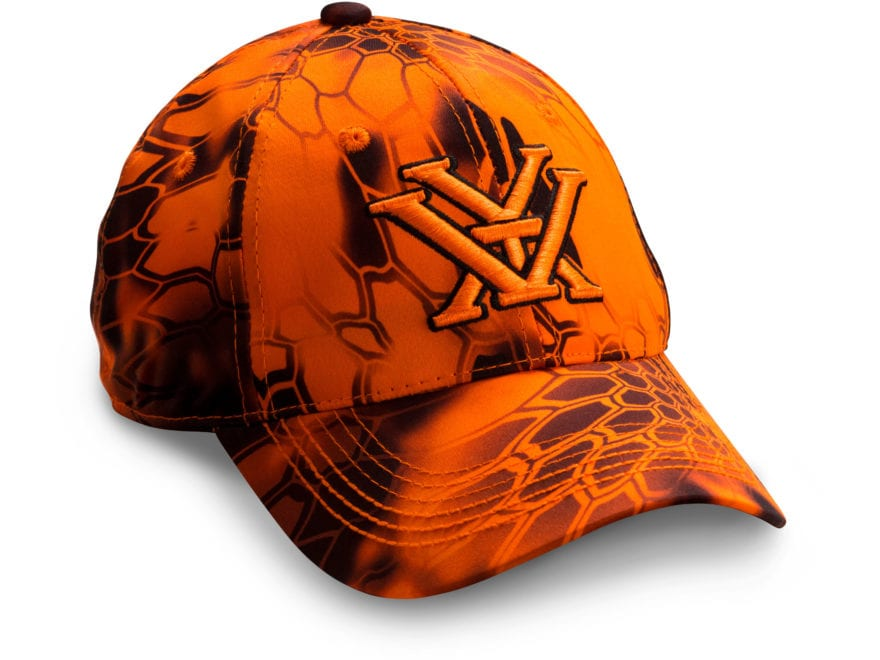 Vortex Optics Kryptek Inferno Logo Cap Polyester