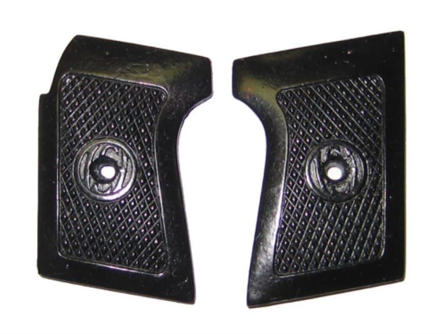 Vintage Gun Grips Heinzelmann 25 ACP Polymer Black