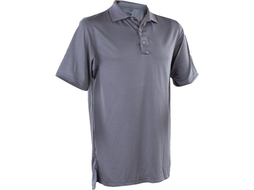Tru-Spec Men's 24-7 Performance Polo Shirt Short Sleeve Polyester