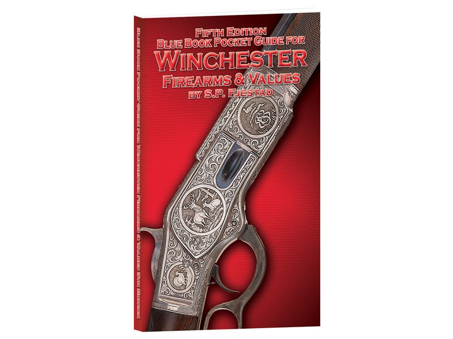 Amazon. Com: sixth edition blue book pocket guide for winchester.