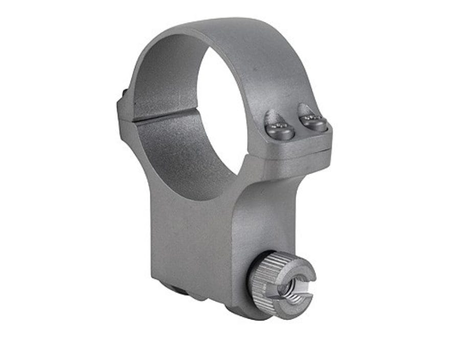 Ruger 30mm Ring Mount 6K30HM Silver Matte Extra-High