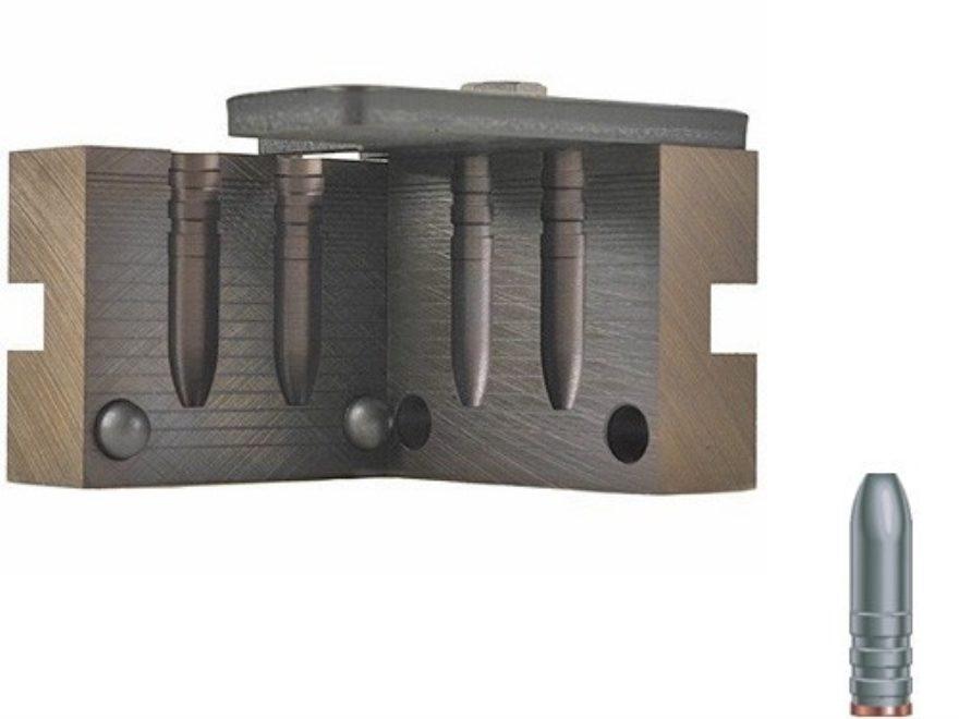 RCBS 2-Cavity Bullet Mold 7mm-168-SP 284 Caliber, 7mm (285 Diameter) 168 Grain Semi-Poi...