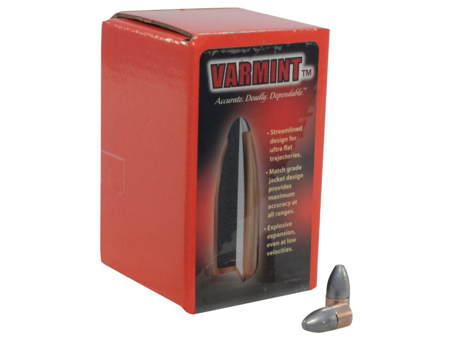 Hornady Bullets 30 Carbine (308 Diameter) 100 Grain Short Jacket Soft Point Box of 100