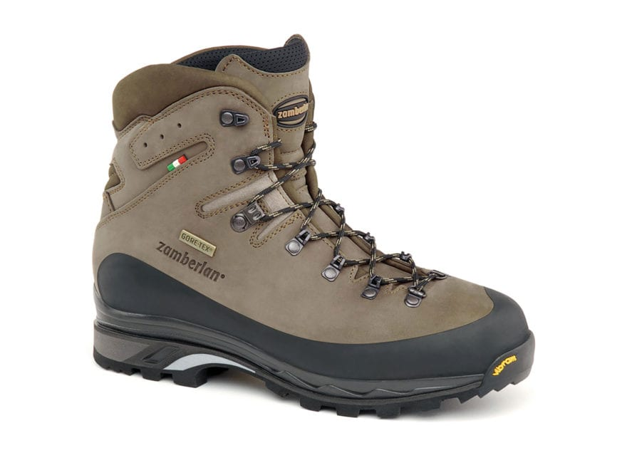 "Zamberlan 960 Guide GTX RR 6"" GORE-TEX Hunting Boots Leather Men's"