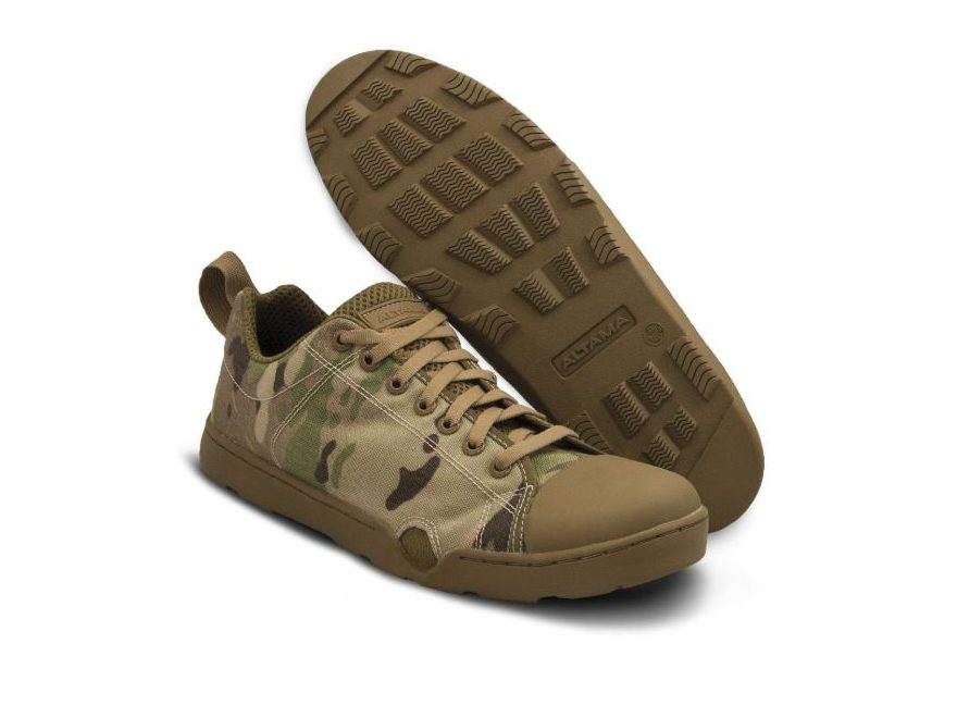 Altama OTB Maritime Assault Low Shoes Cordura Men's