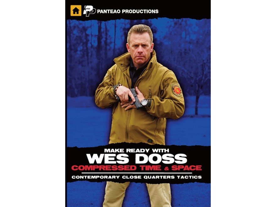 "Panteao ""Make Ready with Wes Doss: Compressed Time & Space"" DVD"