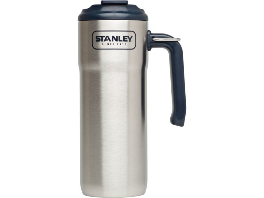 Stanley Adventure Steel Travel Mug 20 oz Stainless Steel