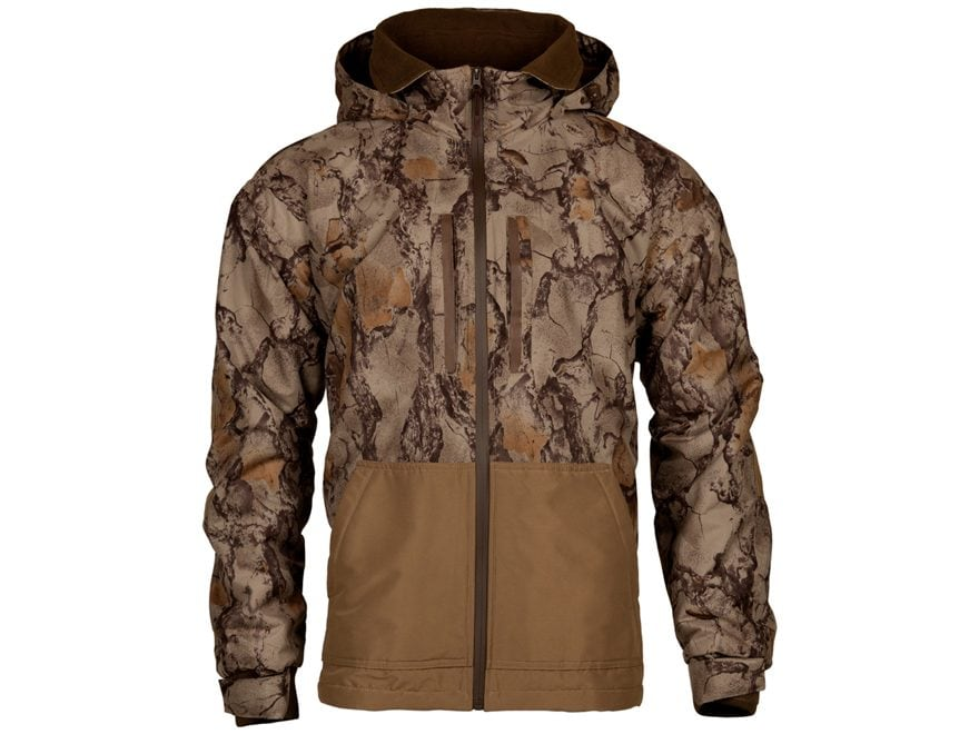 Natural Gear Men's Cutdown Waterproof Jacket Polyester