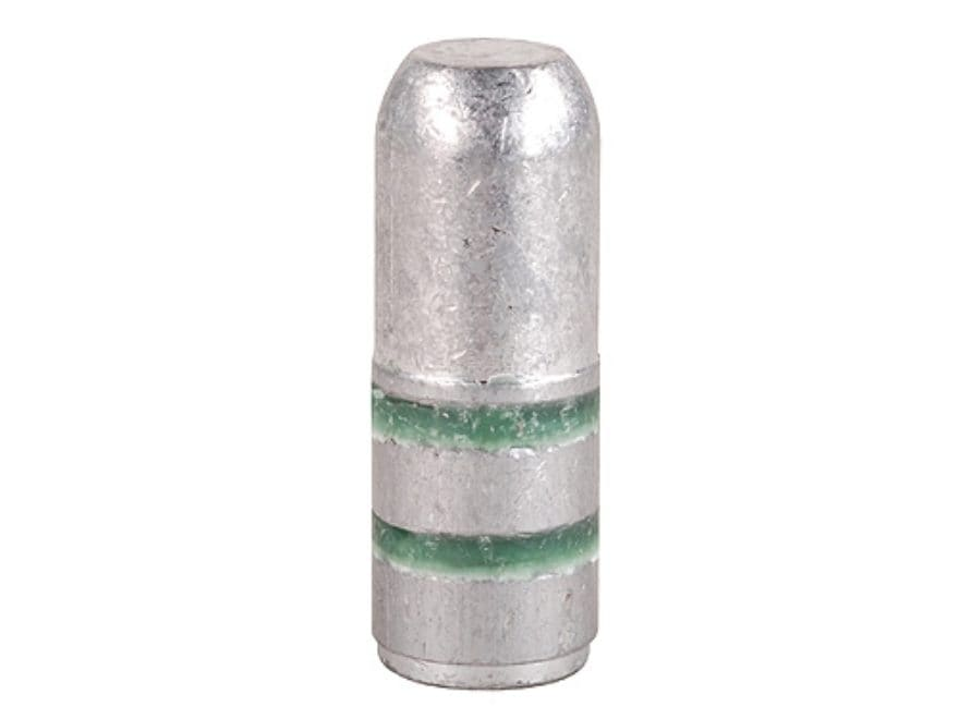 Hunters Supply Hard Cast Bullets 45 Caliber (459 Diameter) 525 Grain Lead Flat Nose