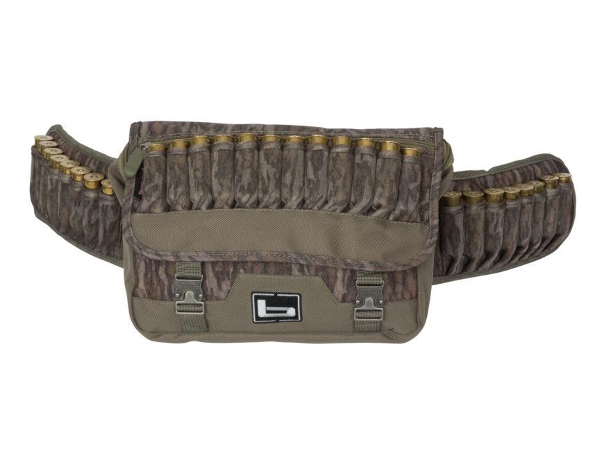 Banded Shell Shoulder Bag