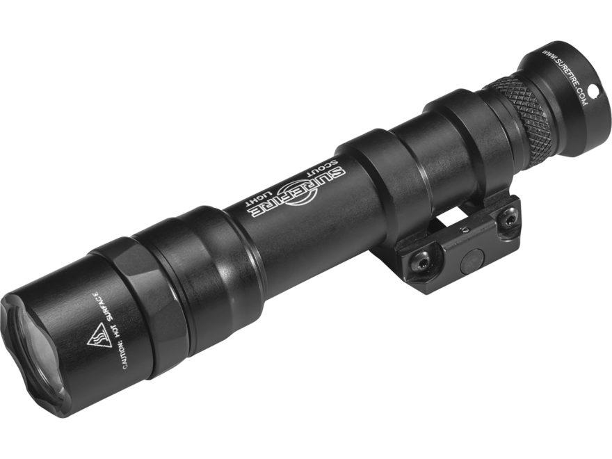 Surefire M600DF Ultra Scout Light Weapon Light LED with 2 CR123A Batteries Aluminum