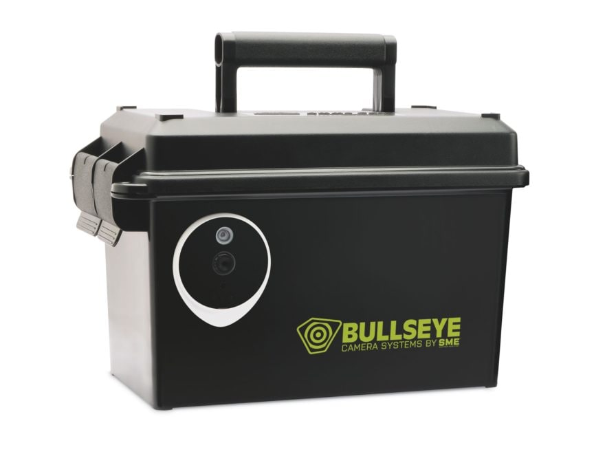 SME Bullseye Camera Systems AmmoCam Sight-In Edition 300 Yard Target Camera System