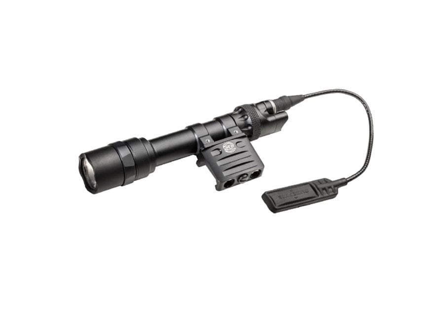 Surefire M600 Ultra Scout Light Weapon Light LED with RM45 Mount with 2 CR123A Batterie...
