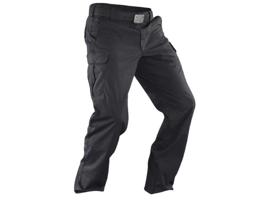 5.11 Men's Stryke Tactical Pants with Flex-Tac Polyester Cotton Blend
