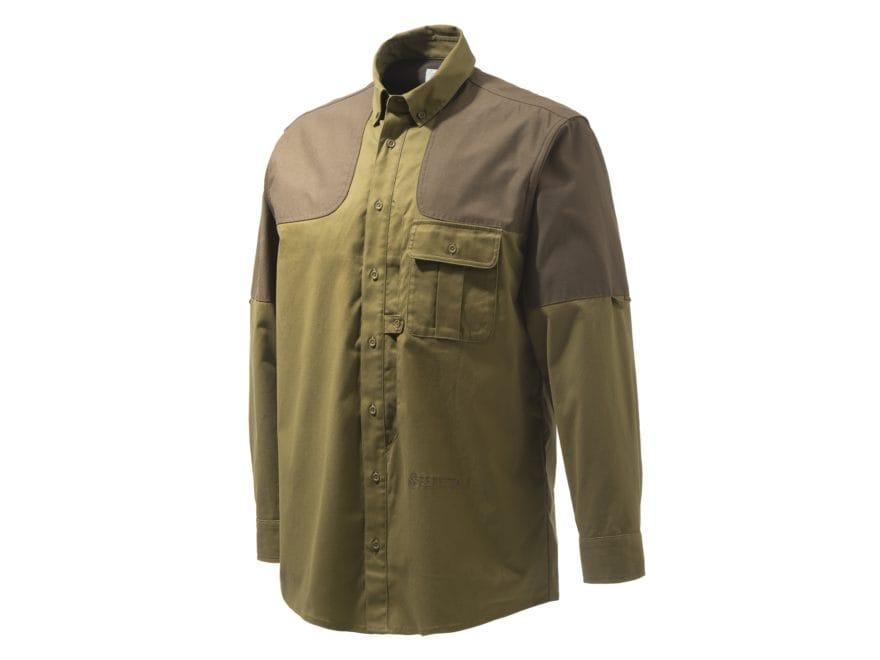 Beretta Men's TM Front Loader Upland Button-Up Shirt Long Sleeve Polyester