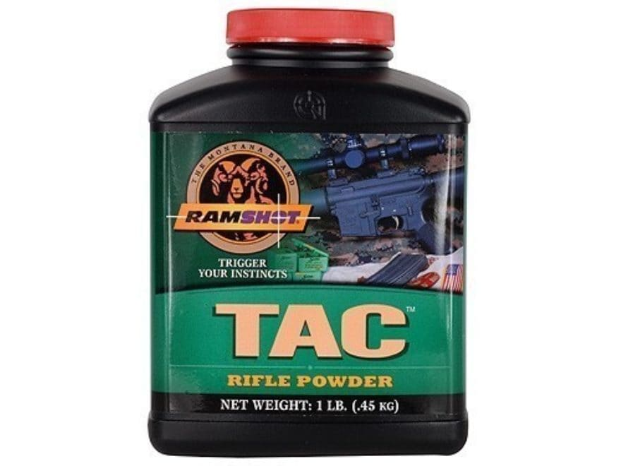 Ramshot TAC Smokeless Gun Powder