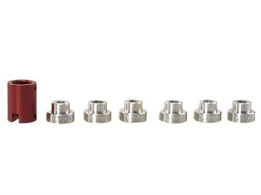 Hornady Lock-N-Load Bullet Comparator Basic Set with 6 Inserts