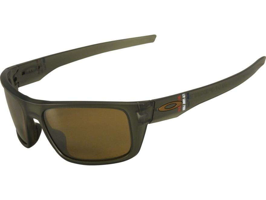 Oakley Drop Point >> Oakley Si Drop Point Uncle Sam Sunglasses Matte Olive Ink Frame Prizm