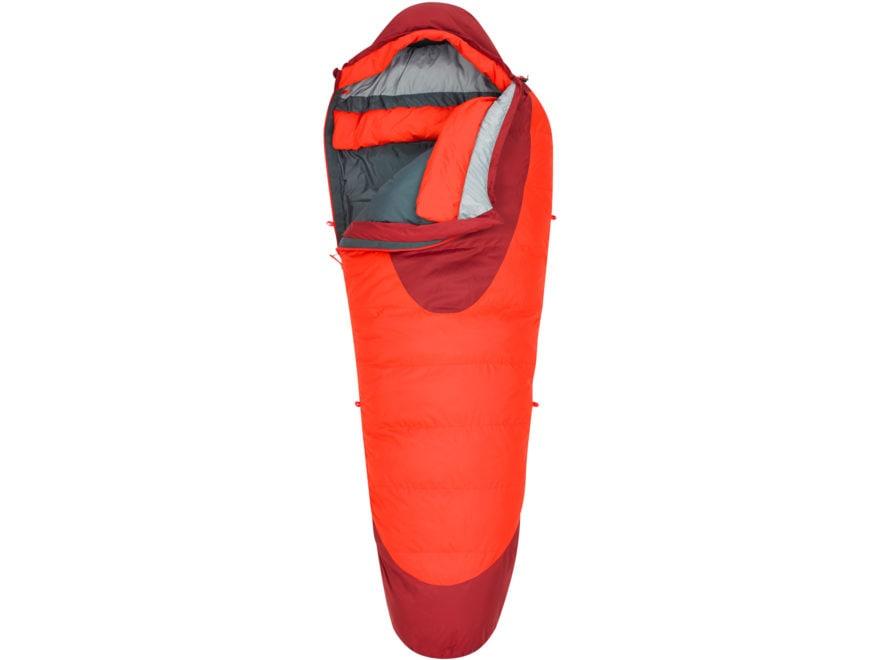 Kelty Cosmic 0 Degree Sleeping Bag Regular Polyester Fiery Red