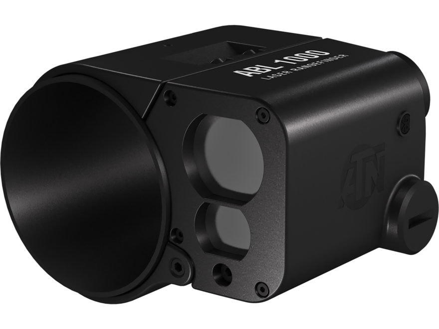 ATN Auxiliary Ballistic Laser ABL Smart Rangefinder 1000 with Bluetooth