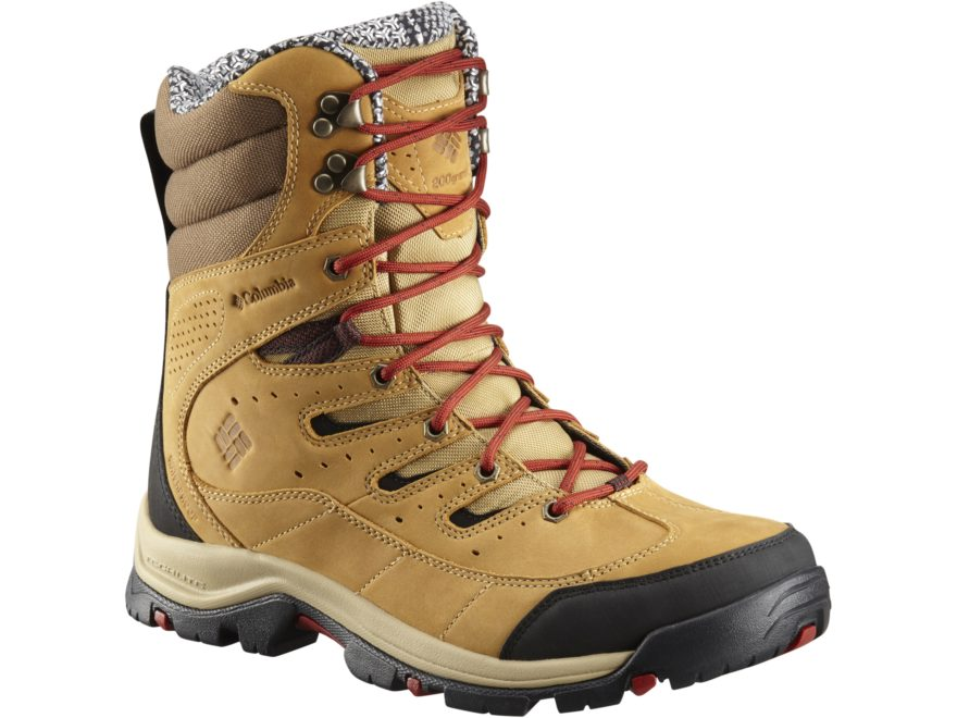 "Columbia Gunnison Plus LTR Omni-Heat 3D 8"" Waterproof 200 Gram Insulated Hunting Boots ..."