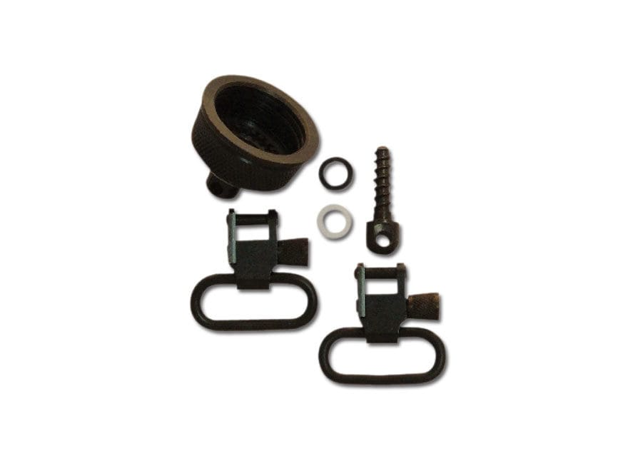 GrovTec Sling Swivel Set Remington 870 Espress Magazine Cap with Swivel Stud Locking Sw...