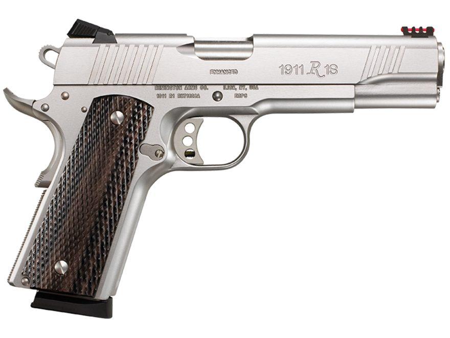 Remington 1911 R1 Enhanced Pistol Laminate