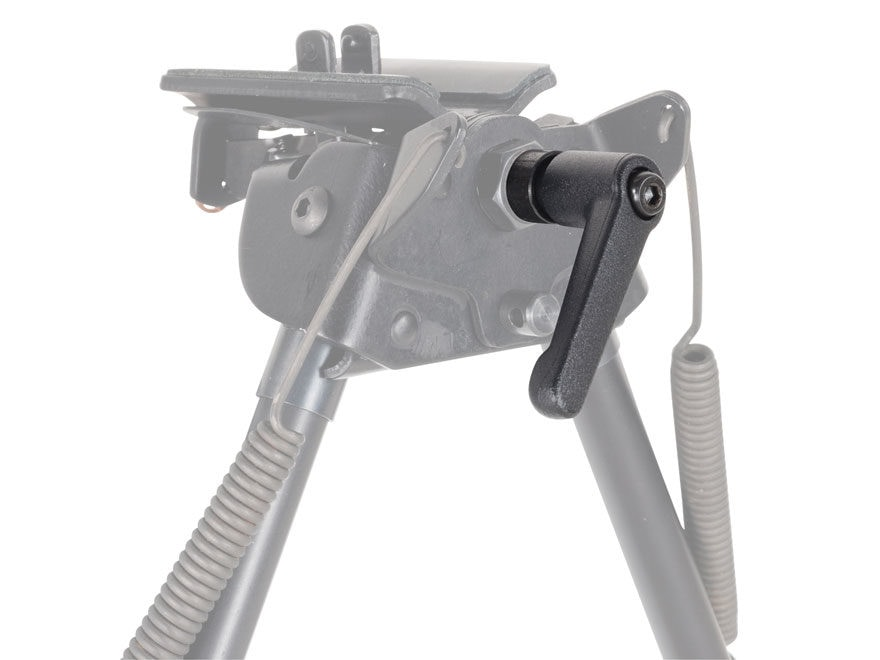 Alpha-Bravo Bipod Lock for Harris S Model Bipods Long Straight Zinc Handle