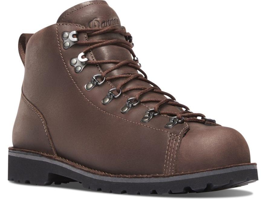 "Danner North Fork Rambler 6"" Hiking Boots Full-Grain Leather Men's"