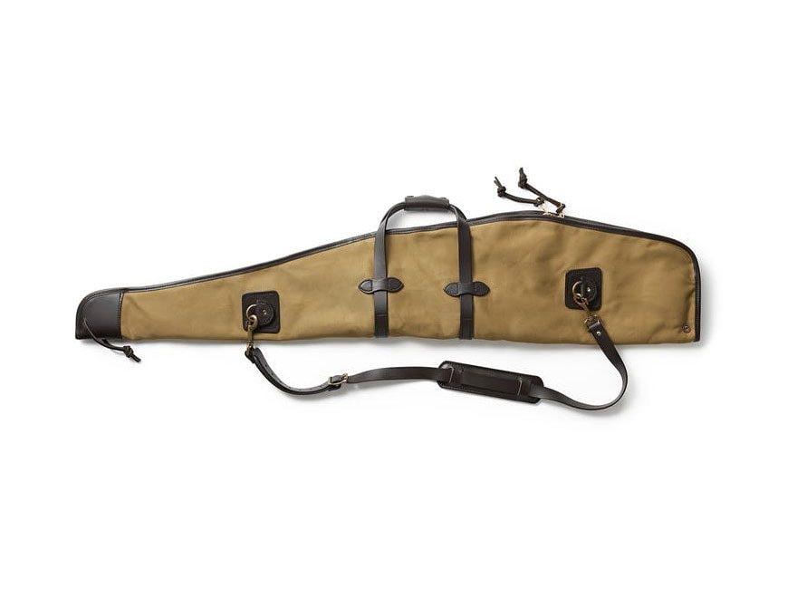 Filson Scoped Rifle Case Cotton Tan