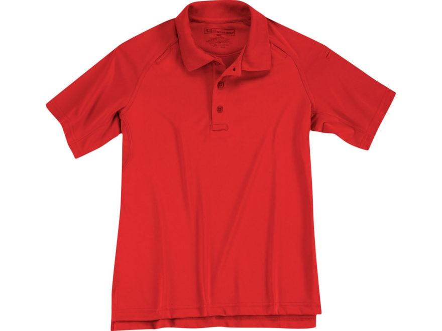 5.11 Women's Performance Polo Short Sleeve Polyester